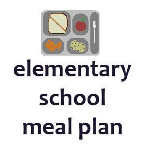 Picture of Elementary 15 Block Meal Plan